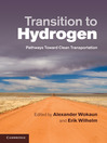 Transition to Hydrogen (eBook): Pathways Toward Clean Transportation